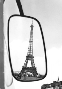 Paris Tour Eiffel retour Paul Almasy