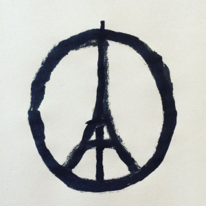 Peace Tour Eiffel Jean Julien